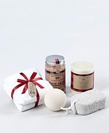 6-Pc. Spa Bath Gift Set