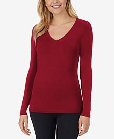 Softwear Long-Sleeve V-Neck Top