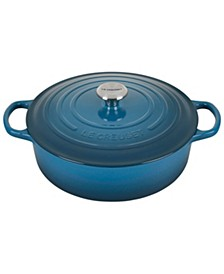 6.75-Qt. Round Wide Dutch Oven