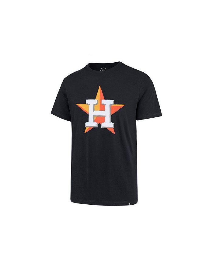 Lids - Houston Astros Men's Fieldhouse Knockout T-Shirt