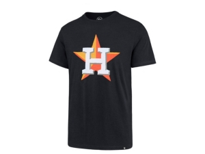 '47 Brand Houston Astros Men's Fieldhouse Knockout T-Shirt