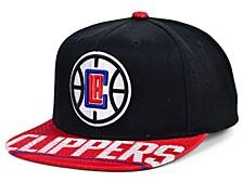 Los Angeles Clippers Snapshot Snapback Cap