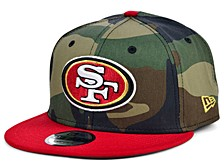 San Francisco 49ers Basic Fashion 9FIFTY Snapback Cap