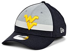 West Virginia Mountaineers Shadow Stripe 39THIRTY Cap