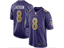 Baltimore Ravens Men's Game Jersey Lamar Jackson