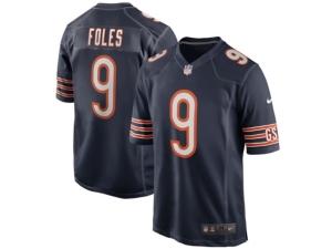 Nike Chicago Bears Men's Game Jersey Nick Foles