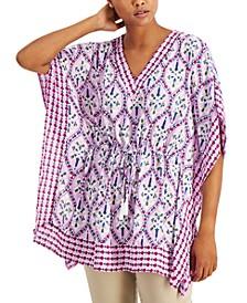 Petite Printed Kimono, Created for Macy's