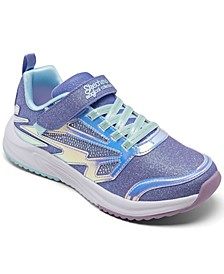 Little Girls Speed Runner Sweet Freeze Casual Sneakers from Finish Line