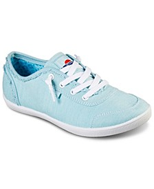 Women's Bobs B Cute Summer Sass Casual Sneakers from Finish Line