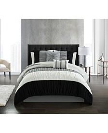 Fay 9 Piece Queen Comforter Set