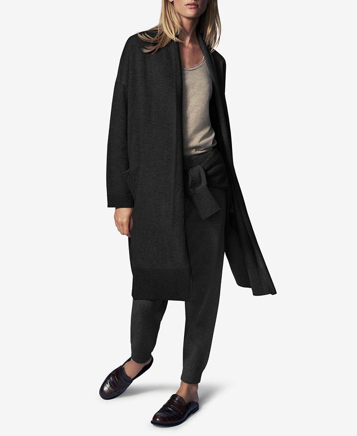 b new york - Sweater Duster Jacket