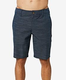 Men's Locked Slub Hybrid Shorts