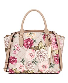 Girl on The Go Jet Set Satchel