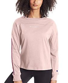 Women's Campus Logo Long-Sleeve Shirt