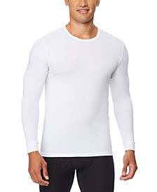 Men's Heat Plus Long-Sleeve Shirt