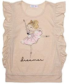 Girls Ballerina Dreamer Tee