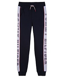 Big Boys Mini Dot Hilfiger Sweatpant