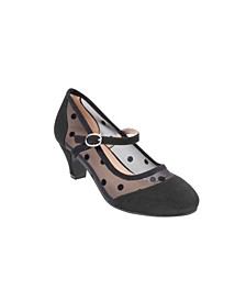 Little Girls Christaa Dress Heels