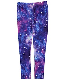 Big Girls All Over Print Knit Legging