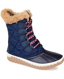 Women's Foam Powder Winter Boot