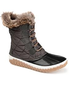 Women's Comfort Foam Powder Winter Boot