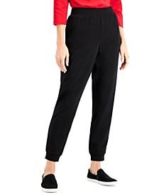 Fleece Jogger Pants, Created for Macy's