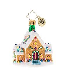 Gingerbread Dream Home Ornament