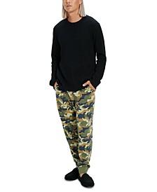 Men's Hank Double Knit Jogger Pajama Pants