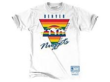 Mitchell & Ness Men's Denver Nuggets Final Second T-Shirt