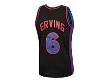 Men's Philadelphia 76ers Reload Collection Swingman Jersey - Julius Erving