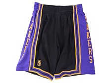 Men's Los Angeles Lakers Reload Collection Swingman Shorts