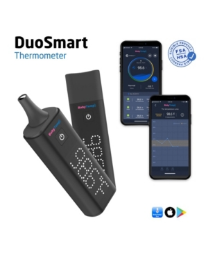 BabyTemp Duosmart Ear Forehead Thermometer for Baby and Adult