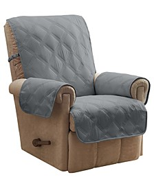 Hampton Secure Fit Recliner Furniture Cover