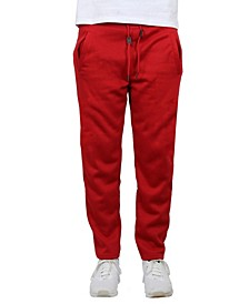 Men's Classic Open Bottom Fleece Sweatpants