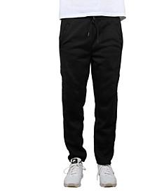 Men's Classic Open Bottom Fleece Sweatpants