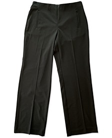 Tummy-Control Pull-on Wide-Leg Pants, Created for Macy's