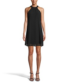 Halter-Neck Shift Dress, Created for Macy's