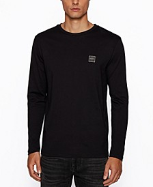 BOSS Men's Tacks Long-Sleeved T-Shirt