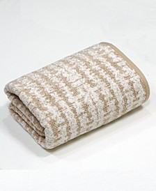 "Ultimate MicroCotton Mosaic 30"" x 56"" Bath Towel, Created for Macy's"