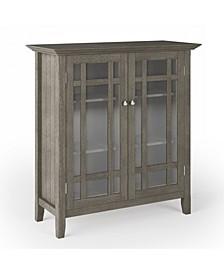 Bedford Solid Wood Medium Storage Cabinet
