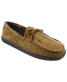 Tie Moc Slipper (58% Off) -- Comparable Value $24