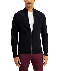 INC Men's Champ Zip Sweater, Created for Macy's