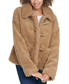 Sherpa Toggle Coat