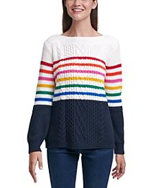 Striped Cate Sweater