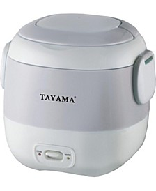 1.5 Cup Portable Mini Rice Cooker