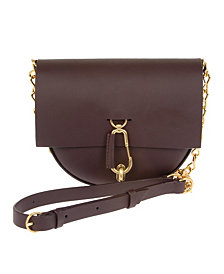 ZAC POSEN Belay Mini Saddle Crossbody