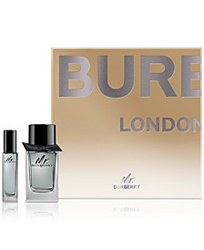 Men's 2-Pc. Mr. Burberry Eau de Toilette Gift Set