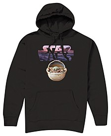 Men's Star Wars The Child Mandalorian Hoodie