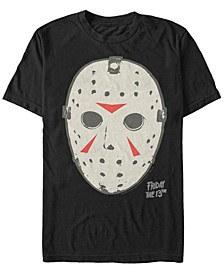 Friday the 13Th Friday Mask Men's Short Sleeve T-shirt