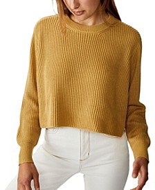 Archy Cropped Pullover